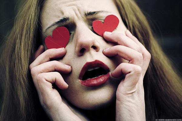 為了愛你會盲目到什麼程度?