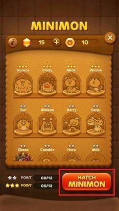 新登場:救援寵物「迷你怪獸」 共有 30 種迷你怪獸一同出場,和他們一起遊戲不僅有額外加分,還可大大增加遊戲經驗值與各式各樣的破關技巧!