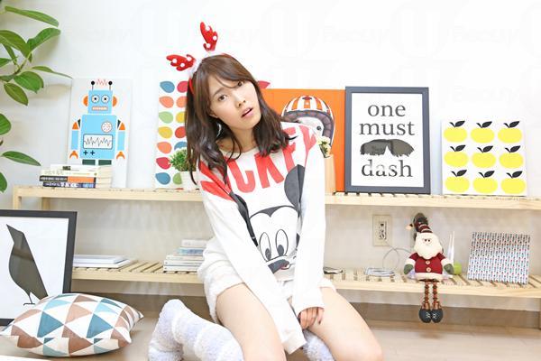 Miss Sue Chang - 韩国室内的暖气太热了!