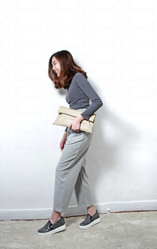 Miss Sue Chang - 女汉子绝对不能没有的长裤!