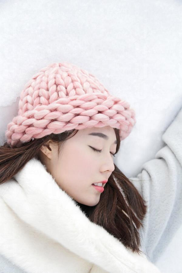 Miss Sue Chang - 爱冬天但最怕皮肤缺水