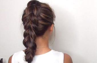 不怕頭髮變亂!簡易運動風馬尾編髮
