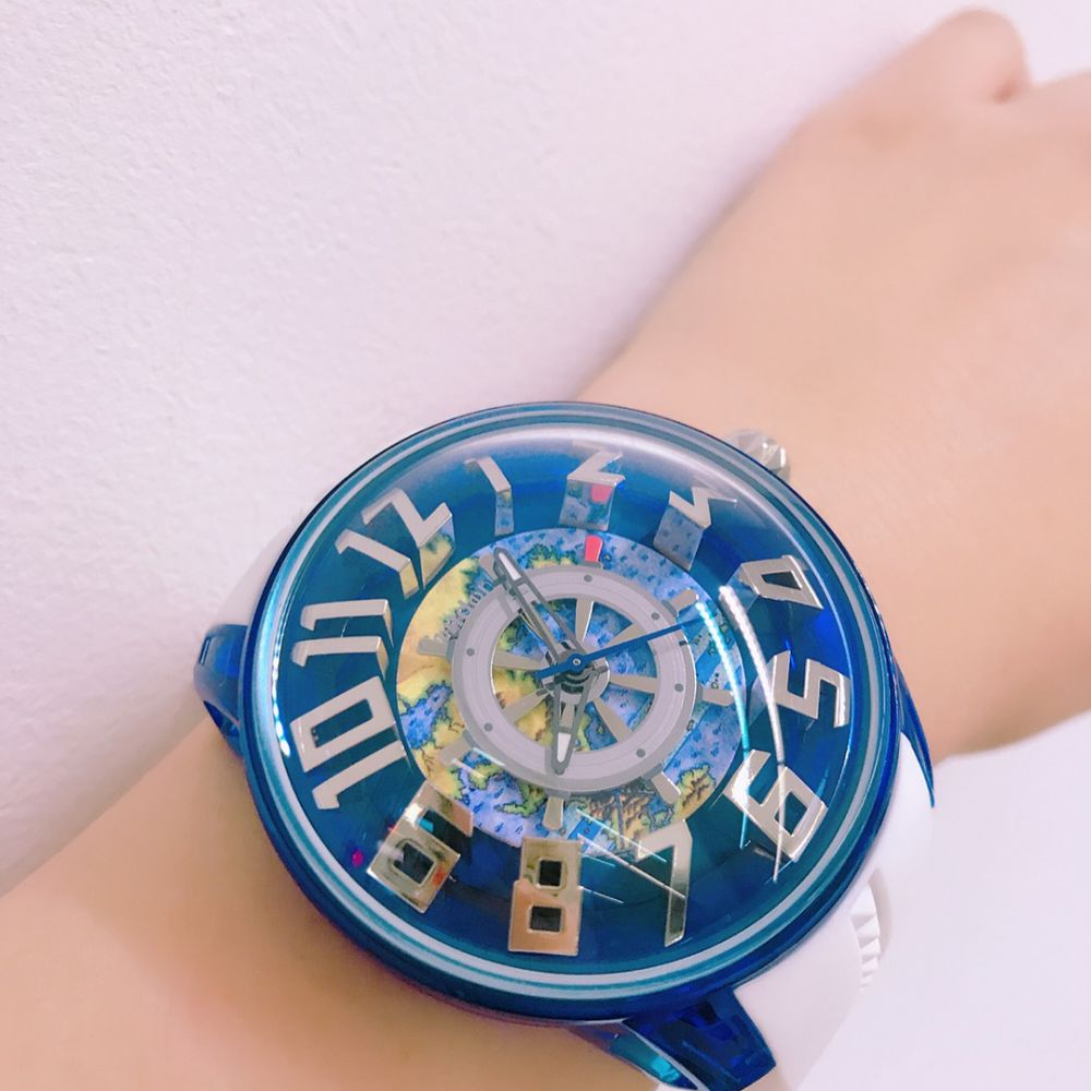 瑞士手錶品牌Tendence X 海賊王ONE PIECE聯乘推出「紀錄指針」手錶!
