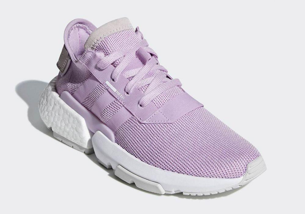 精選9款夢幻糖果色波鞋!來做個甜美運動風女孩!Adidas POD s3.1 - Clear Lilac