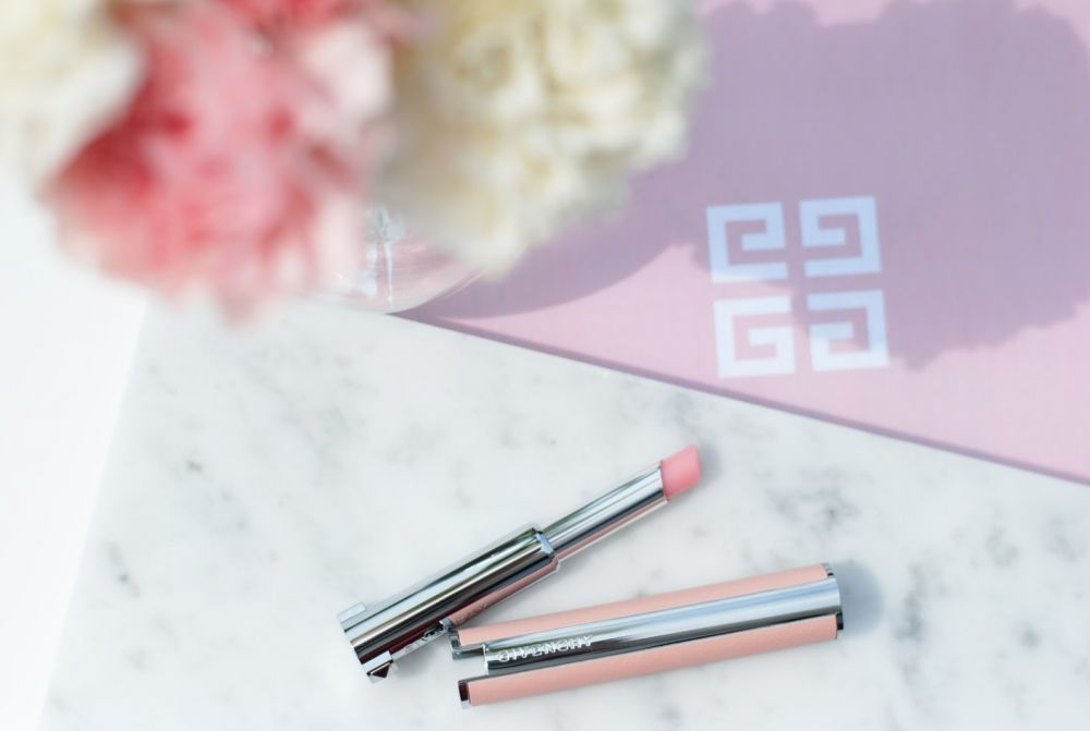 Givenchy Le Rouge Perfecto華麗魅彩修護唇膏 N°01 Perfect Pink (HK$305)