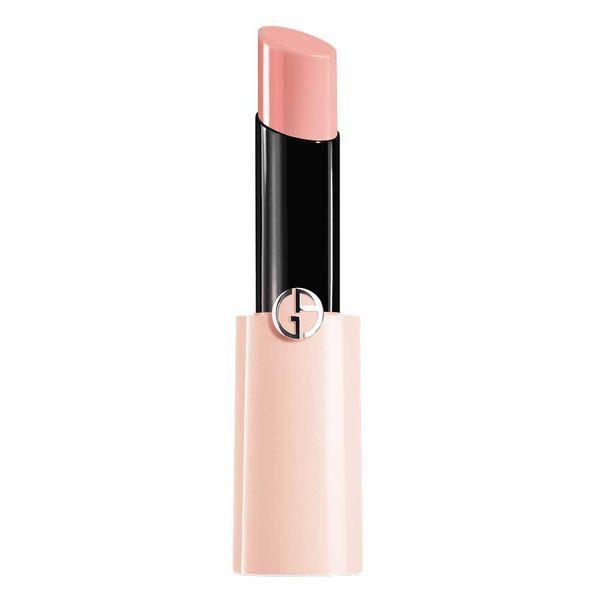 GIORGIO ARMANI輕紗裸粉修護唇膏 #1 (HK$285)