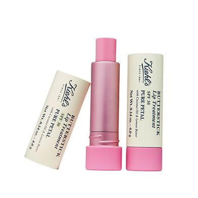 Kiehl's檸檬奶油護唇膏 / 潤色護唇膏SPF25 # 花瓣嫩紅(HK$170)