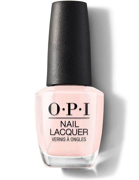 O.P.I Nail Lacquer #Mimosas for Mr. & Mrs.