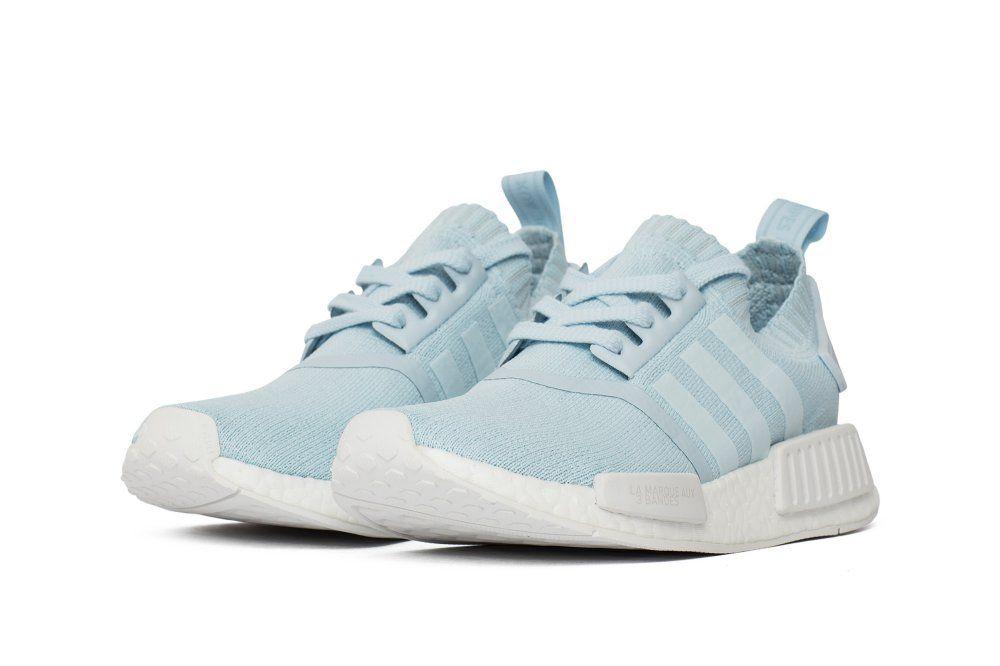 8款浪漫粉藍色波鞋 Adidas NMD R1 Primeknit