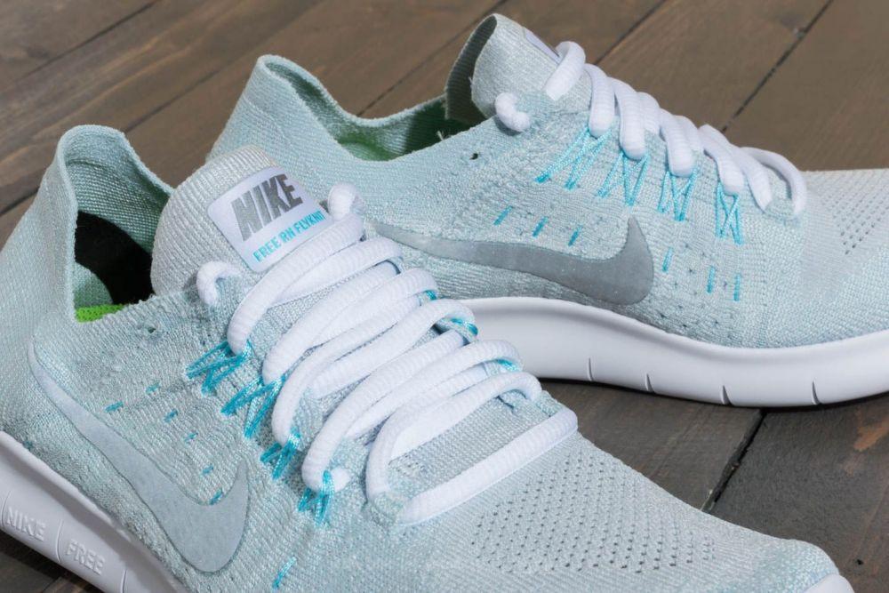 8款浪漫粉藍色波鞋  Nike Womens Free RN Flyknit 2017