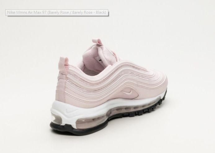 精選9款夢幻糖果色波鞋!來做個甜美運動風女孩!Nike Wmns Air Max 97
