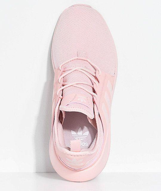 10款櫻花粉色波鞋 Adidas Kids Xplorer