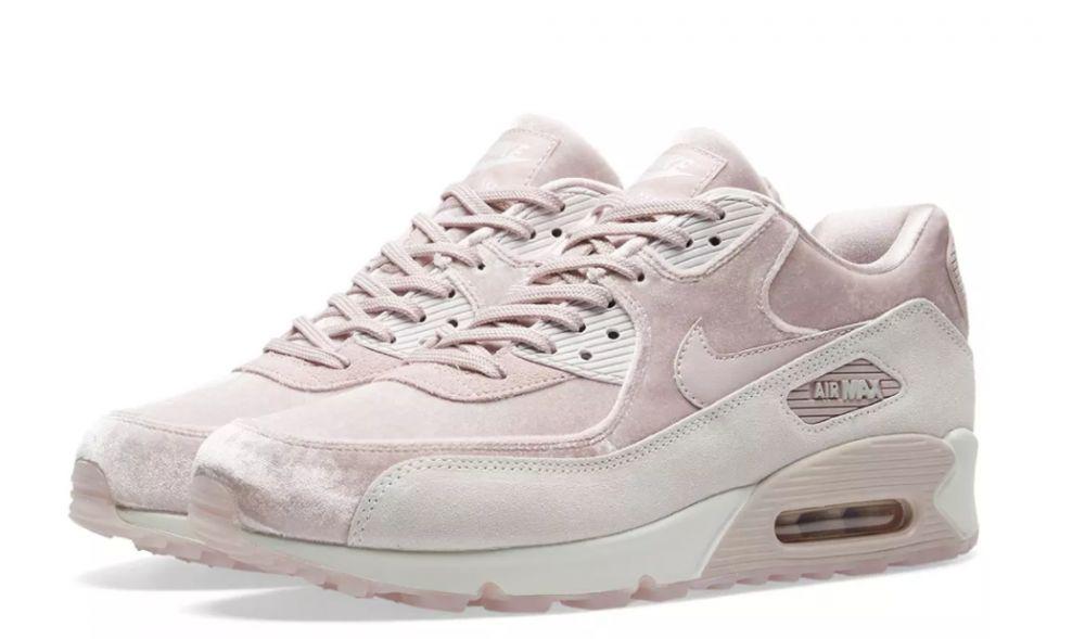 10款櫻花粉色波鞋 Nike W Air Max 90 LX
