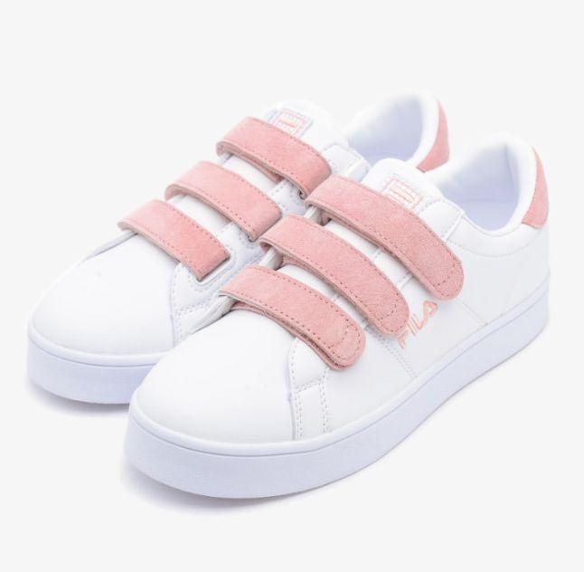 精選9款夢幻糖果色波鞋!來做個甜美運動風女孩!Fila Court Deluxe VC - Cotton Candy