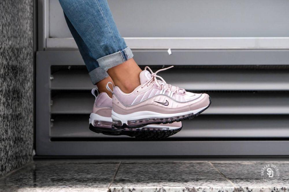 10款櫻花粉色波鞋 Nike Air Max 98 Barely Rose