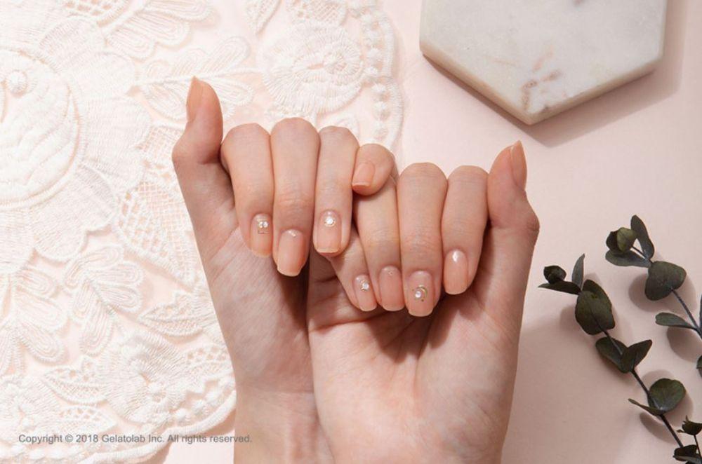 【韓國化妝品】夢幻粉紅大理石+優雅裸色!韓國TONYMOLY推出指甲貼