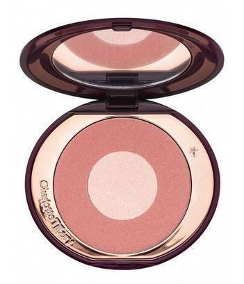 白裡透紅「櫻花肌」!7款偽素顏裸粉胭脂合集!