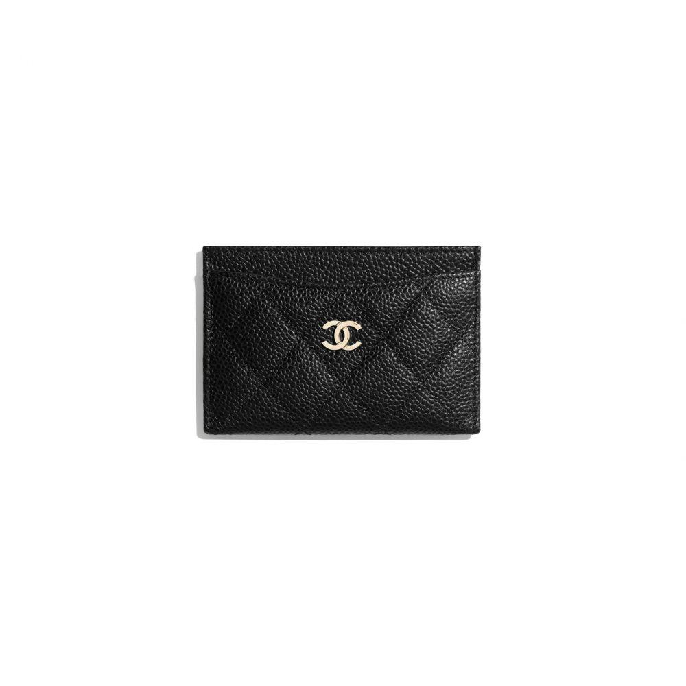 經典卡片套 #黑色 (售價港幣HKD $2,900)