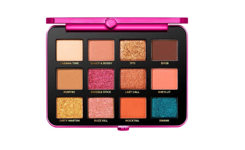 Peaches & Cream Palm Springs Dream Eyeshadow Palette (原價:HK$350 /現售:HK$210)/12g