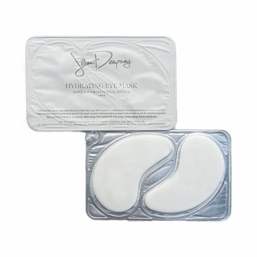 Step4:之後會使用眼膜,敷上眼膜同時使用按摩棒,在眼膜表面以由內向外的手法,進行提拉按摩,保濕之餘可改善顯老眼紋、細紋。 JILLIAN DEMPSEY Hydrating Eye Masks US$75