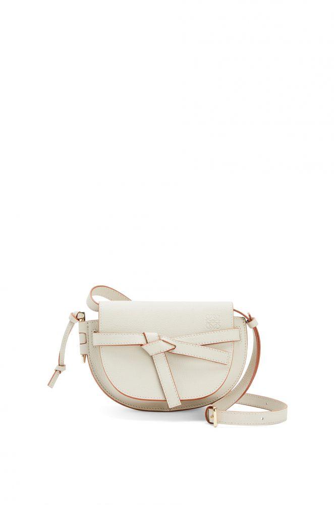 LOEWE Mini Gate dual bag in pebble grain calfskin 1.100£ 約HK$11990