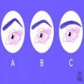 從眉毛了解自己 眉毛透視出你隱藏的性格!