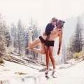超高質放閃教材!美國攝影師夫婦超高難度「錫錫」