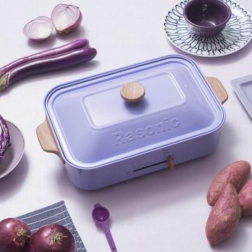 不再做「無飯煮婦」!超靚粉色系廚具 煎、炒、煮勁EASY!