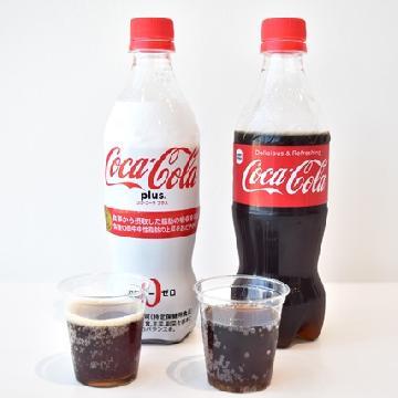 從此飲可樂唔怕肥? 日本推零卡路里「保健Coca-Cola」!