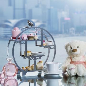 女孩必愛♥ 玫瑰主題「優雅芭蕾傳奇法式下午茶」!