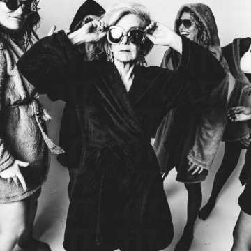 年齡不是問題! 63歲婆婆都可成為時裝blogger!