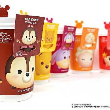 少女心爆發!GS25 x 迪士尼TSUM TSUM彩色茶杯熱賣中