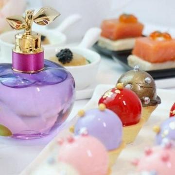 香氛滿溢!唯港薈 X Nina Ricci「Spring Blossom」下午茶
