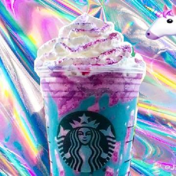 不是魔法世界才有!Starbucks把 「獨角獸星冰樂」帶到麻瓜世界