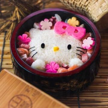 香港限定Hello Kitty櫻花祭!粉色水信玄餅令少女心爆發
