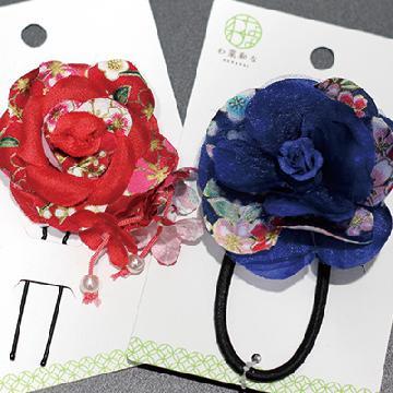 $12和風頭飾、櫻花餐具系列!新開Living PLAZA