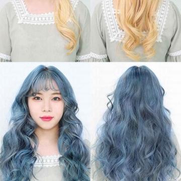 韓國moremo新出染髮劑!兩星期轉一次夢幻髮色!