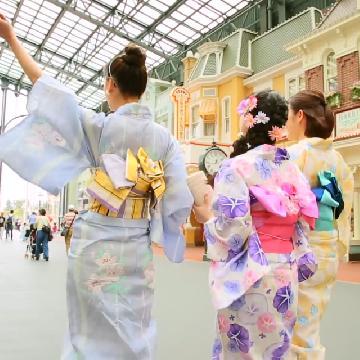 3款浴衣髮型教學  入門級迪士尼公主風格超易上手