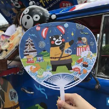將軍澳Kumamon夏祭7大影相位!指定日子免費派雪糕