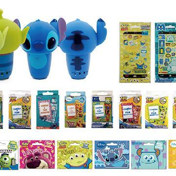 隨機抽出不同產品!Sanrio及Disney福袋