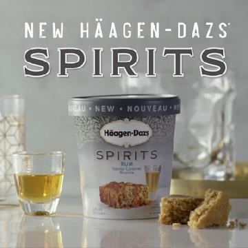 加拿大限定!5種酒味Haagen-dazs雪糕