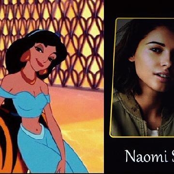 《阿拉丁》真人版選角公開!茉莉公主由她飾演