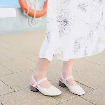 推薦白色超美鞋子!13件精選夏日淘寶單品