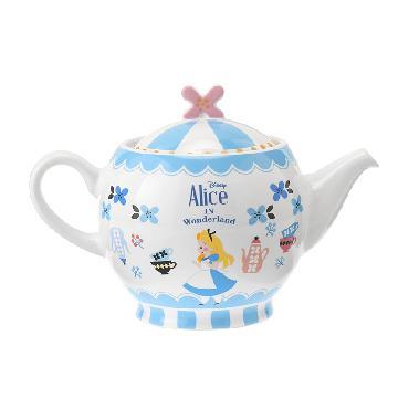 印上可愛圖案!日本迪士尼推愛麗絲雜貨