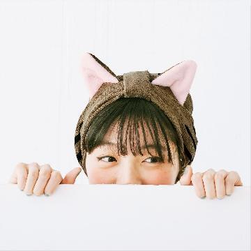 沖涼後變貓咪!日本可愛貓耳頭巾