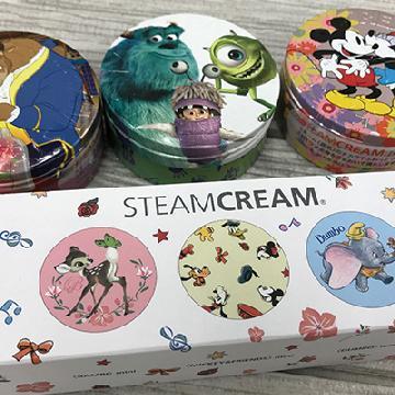 3件迷你套裝!STEAMCREAM迪士尼系列蒸汽乳霜