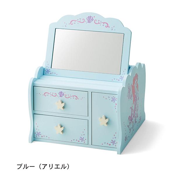 收纳小帮手!日本迪士尼公主系列收纳箱