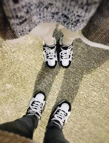 韩妹韩男大爱的国民波鞋品牌