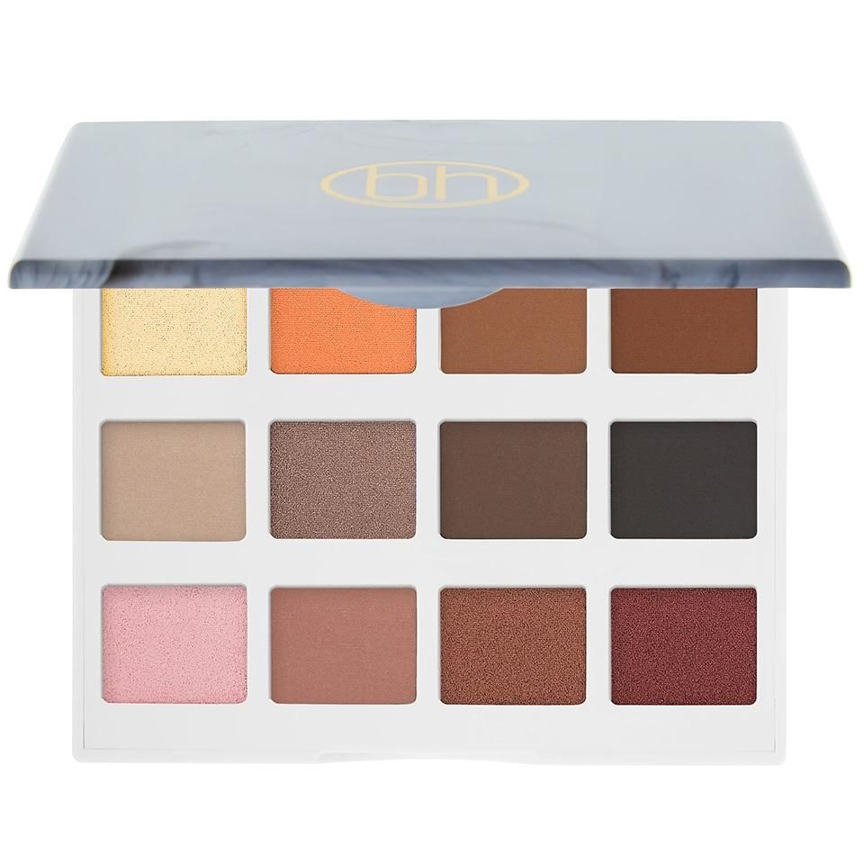 BH Cosmetics Marble Collection Warm Stone
