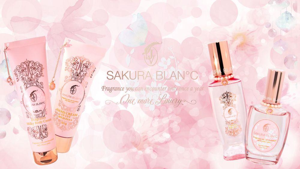 5大日本品牌櫻花香薰、身體護理產品合集!粉嫩色調+超美櫻花花瓣設計!